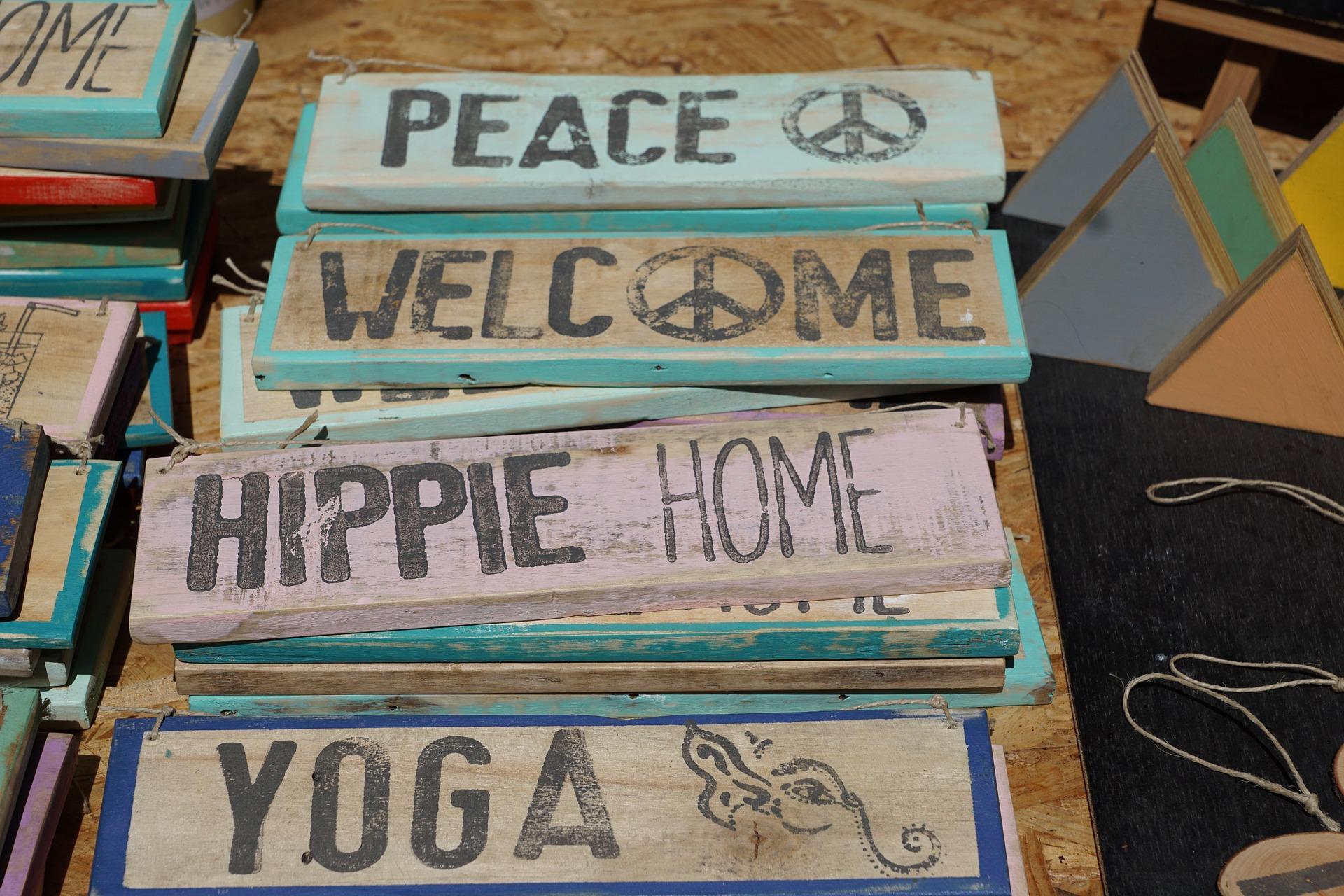 bordjes hippiemarkt