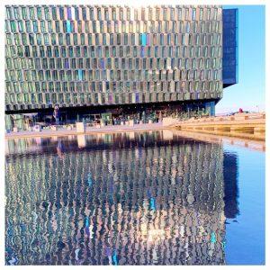 harp building reykjavik