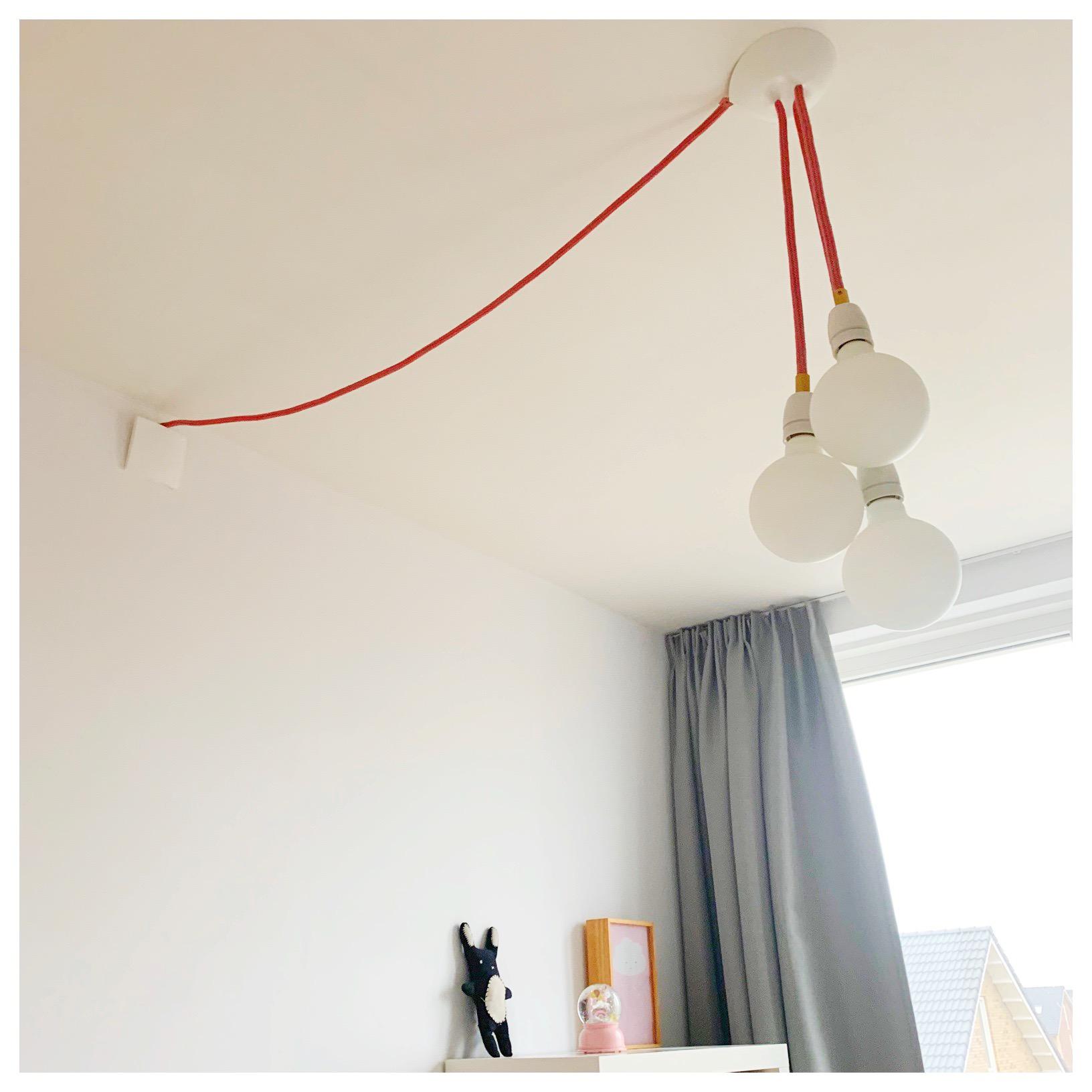 snoerboer 3 lampen