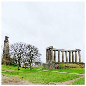 grieks monument calton hill