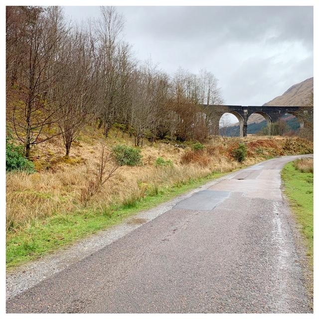 pad glenfinnan viaduct