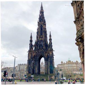 scotts monument