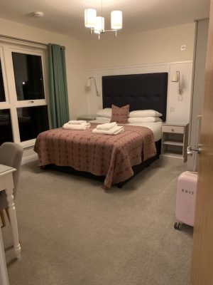 landal piperdam slaapkamer