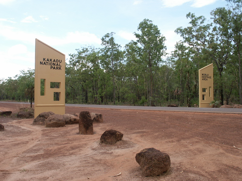 Kakadu National Park bezoeken