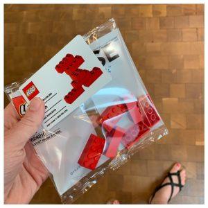 blokjes rood lego