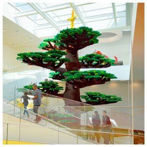tree of life lego house