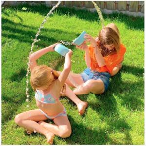 De ultieme lijst van leuke waterspelletjes met kinderen