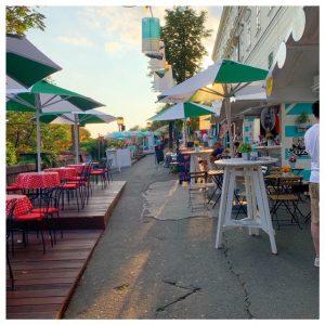 strossmayer promenade zagreb foodtrucks