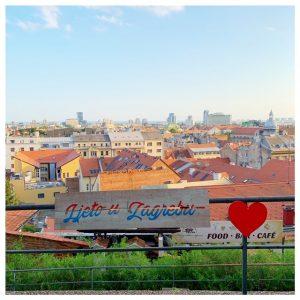 strossmayer promenade zagreb uitzicht