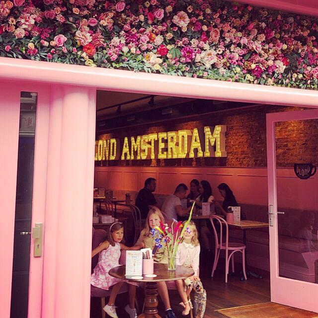 blond amsterdam winkel