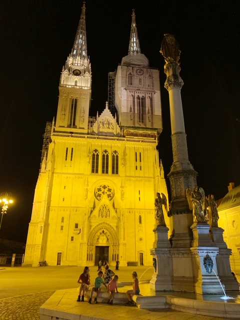 kathedraal zagreb