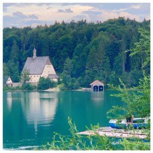 walchensee groen meer