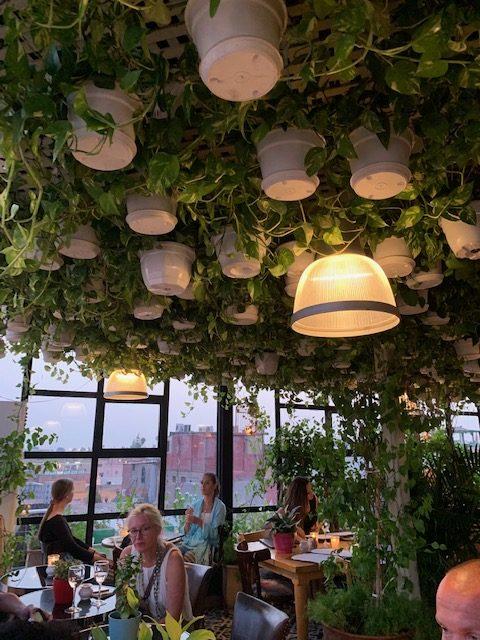 Restaurant Salame marrakech