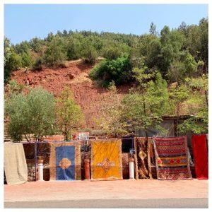 kleden ourika valley