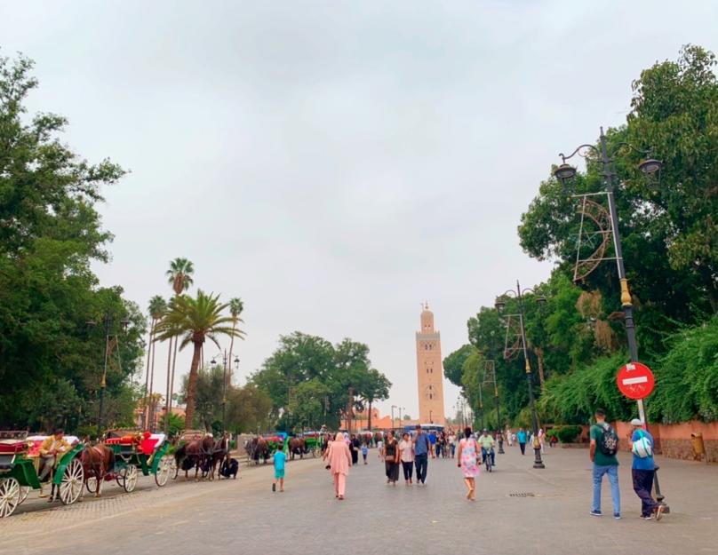 marokko tower