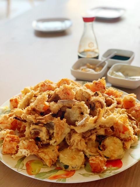 tempura herfstgroeten