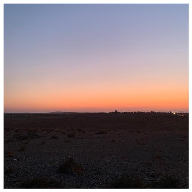 sunset marokko
