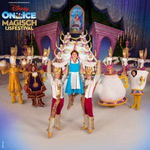 Disney on ice belle en het beest