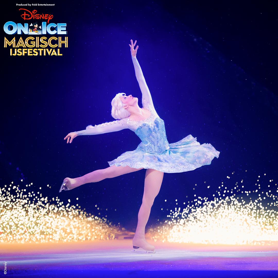 Elsa 2 disney on ice