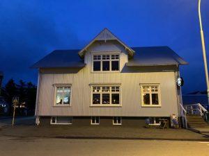 restaurant isafjordur