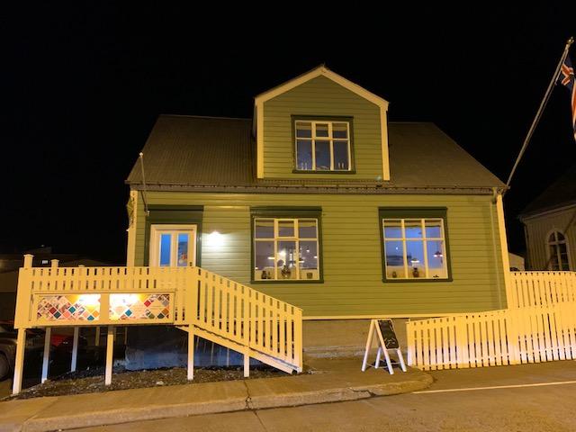 Restaurant Narfreyrarstofa