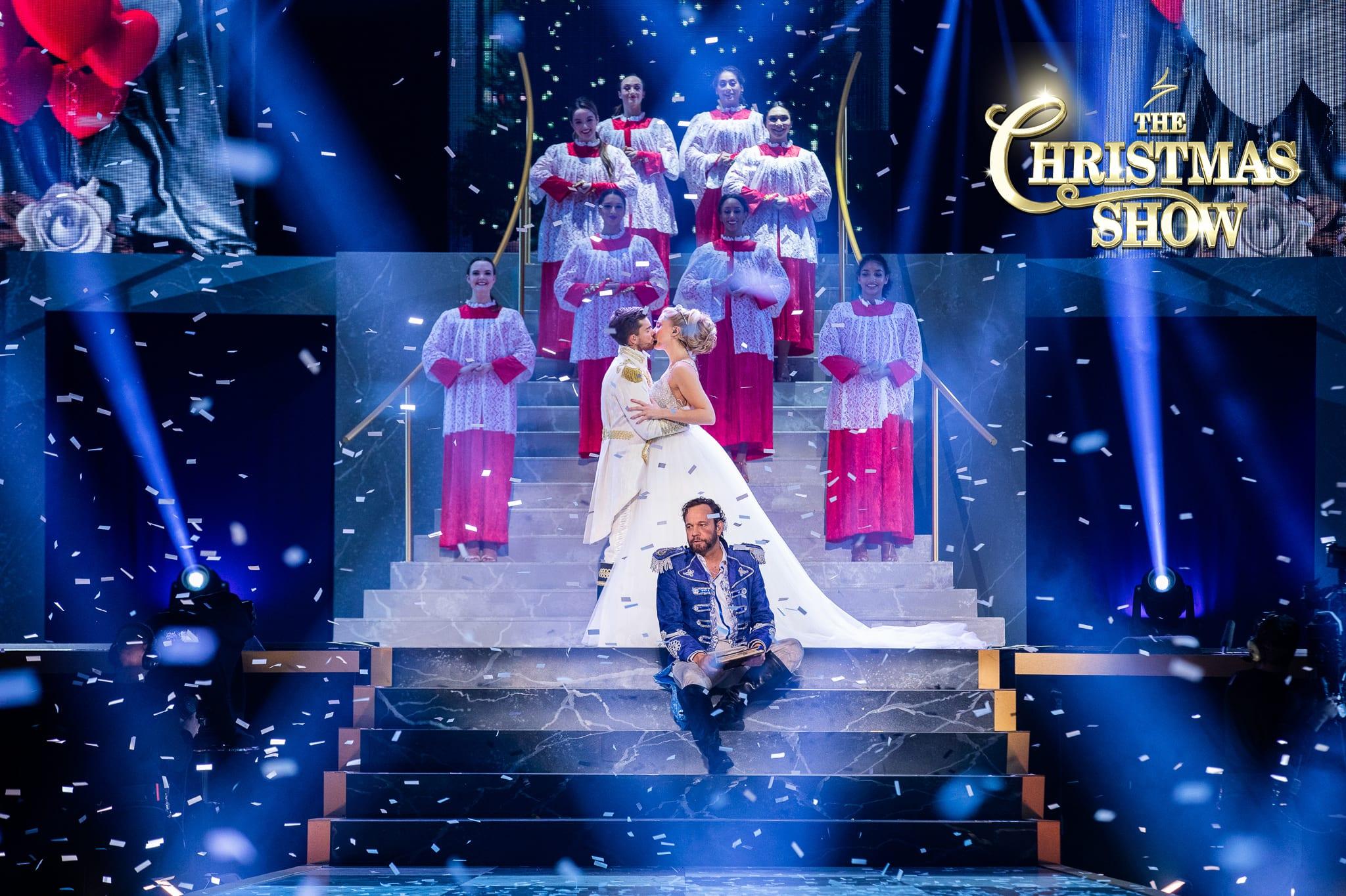 the christmas show kus
