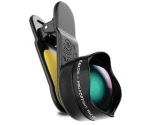 Black Eye Pro Portrait Tele G4 Smartphone Lens