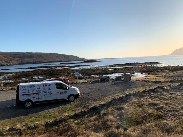 warmwaterbronnen in IJsland hellalaug