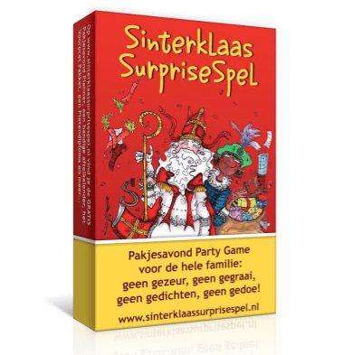 sinterklaas surprise spel 2019