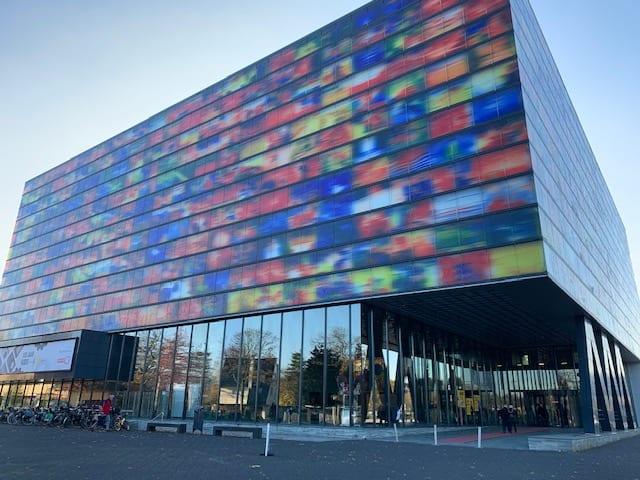 onze ervaring met het museum voor beeld en geluid