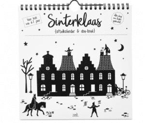 sint doeboek en aftelkalender