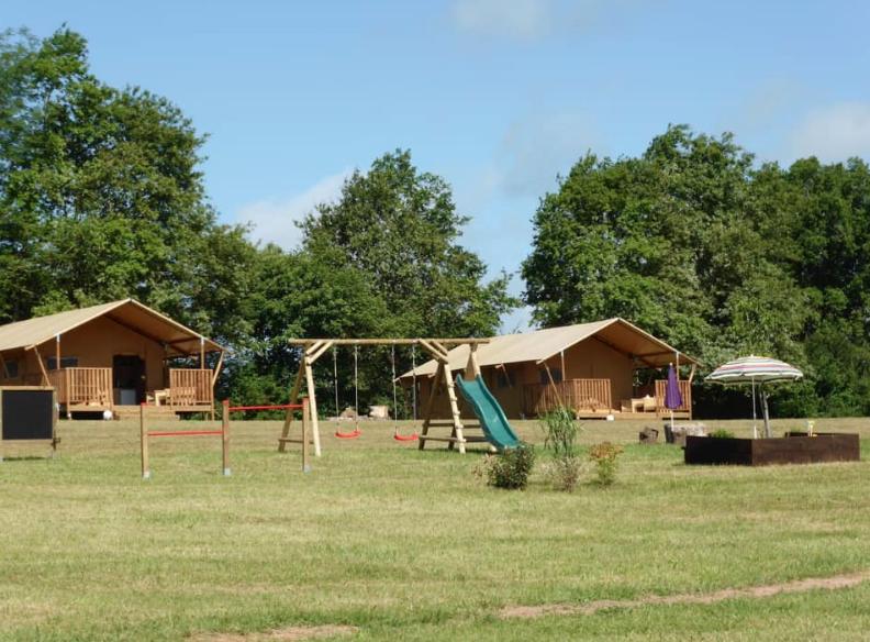 Domaine La Mathoniere camping Auvergne