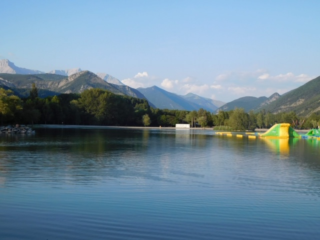 camping rives du lac veynes
