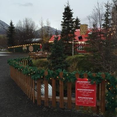 The Christmas Garden Akureyri
