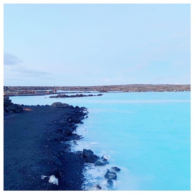 overzicht blue lagoon
