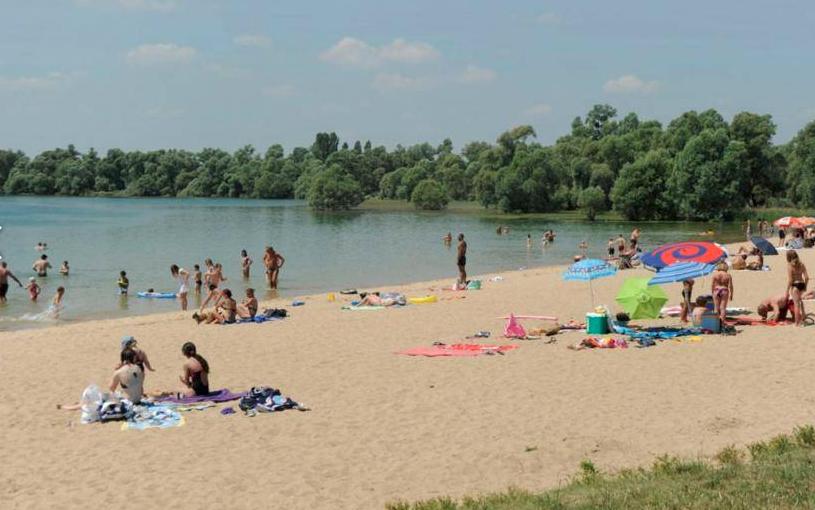 camping les rives du lac frankrijk