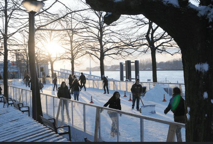 schaatsbaan antwerpen langs de schelde De leukste kerstmarkten in Europa