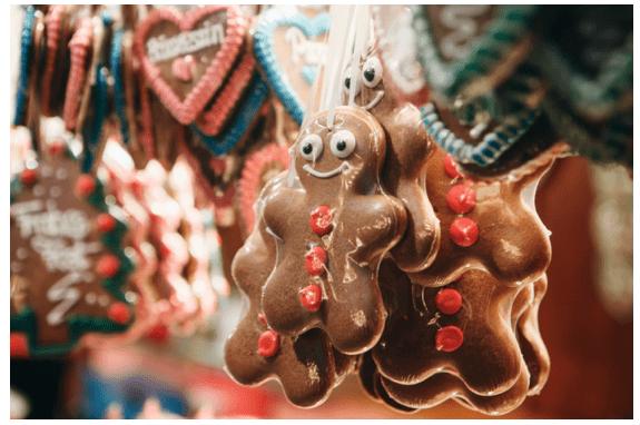 kerstmarkt in Dortmund