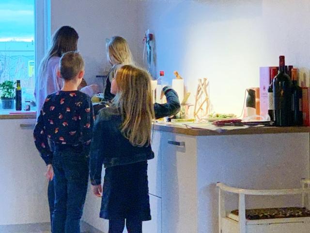 kids koken kerst 2019
