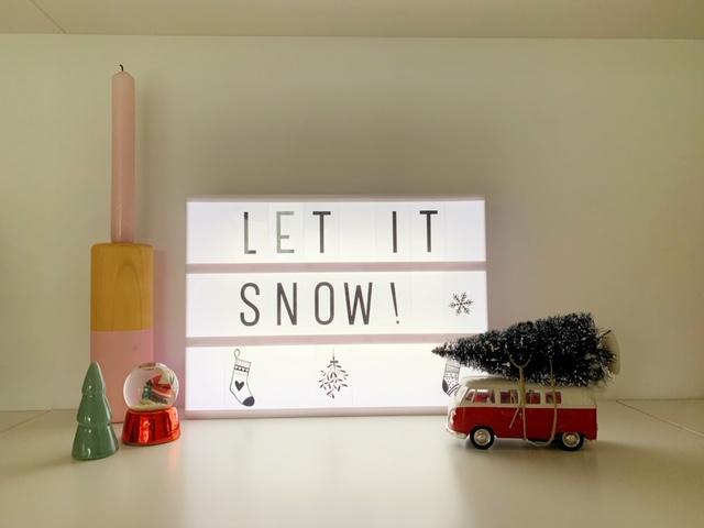 kerst quotes let it snow