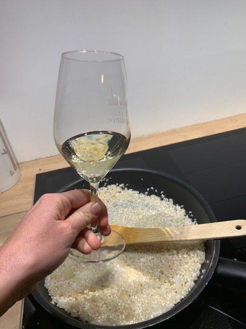 De smaakprofielen van witte wijn