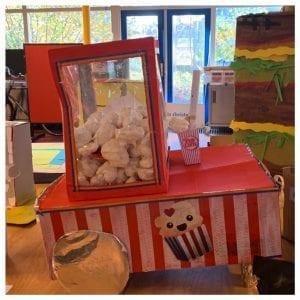 surprise popcornkar