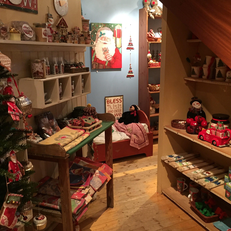 kerstwinkel magisch