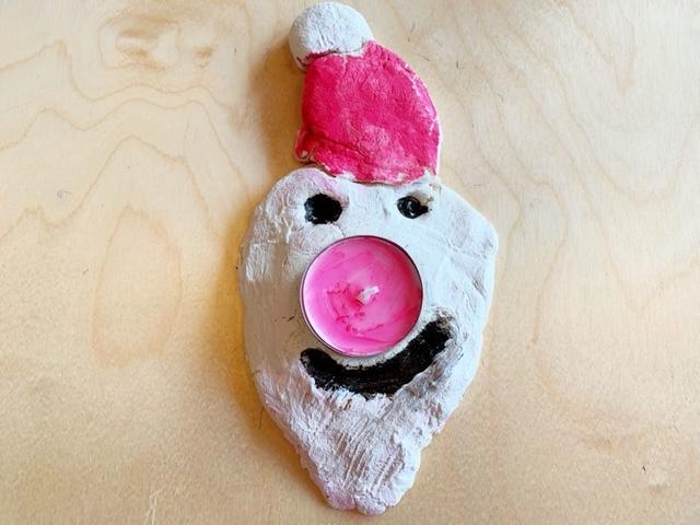 zoutdeeg kerstman