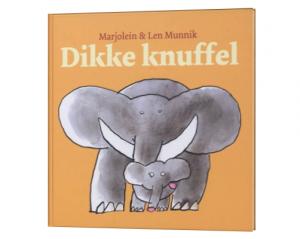 Boeken over knuffelen dikke knuffel