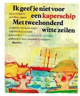 Poëzie boeken voor kinderen ik geef je niet voor een kaperschip