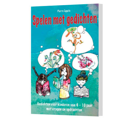 Poëzie boeken voor kinderen spelen met gedichten
