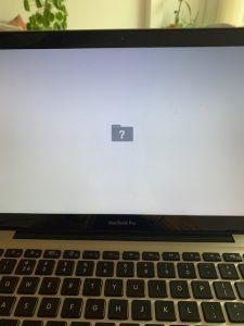 laptop crash jan 2020