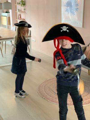 zeerovers en piraten in huis jan 2020