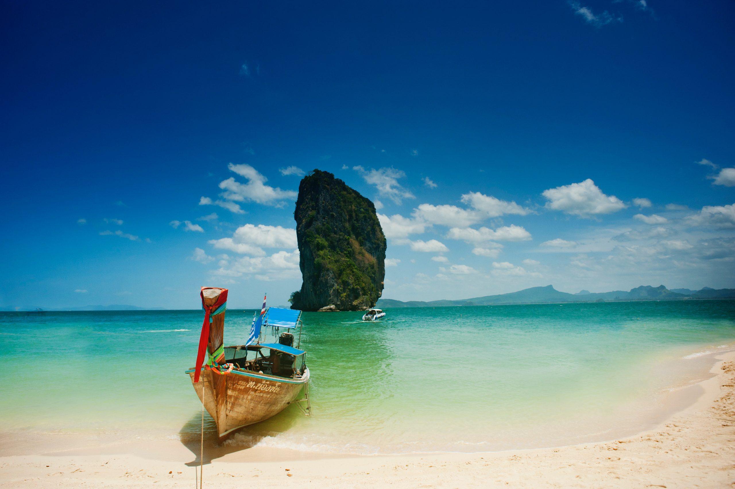 vakantie paradijs